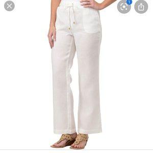Ellen Tracy linen pants